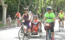 Día de la bici en Valladolid (1/4)