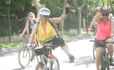 Día de la bici en Valladolid (2/4)