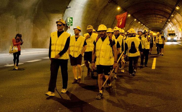 El Espinar ha visto pasar todas las marchas reivindicativas en los últimos 30 años (y 2)
