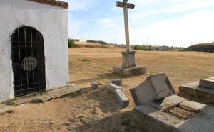 Investigan quién es el propietario de las cruces de La Piedad para que formule la denuncia