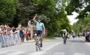 Sergio Martín gana la Vuelta a Segovia tras un emotivo desenlace