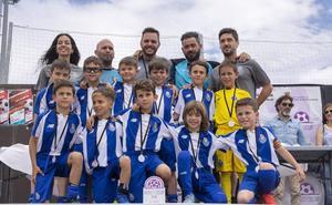 El Oporto se adjudica ante el CD Parquesol la II Arroyo Cup