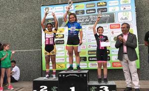 La victoria de Salma Domínguez y cuatro podios más, balance de la Escuela de Ciclismo Salmantina en Ávila