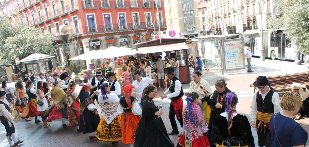 La tradición y el baile se fundirán el domingo en el Festival 60+Activos