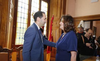 El alcalde de Palencia reconoce que el apoyo de Vox al gobierno municipal ha sido fundamental