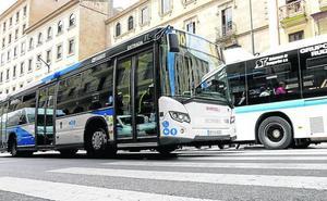 El transporte público sólo cubre el 17% de todos los desplazamientos al trabajo