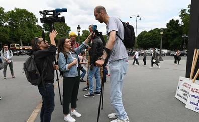 El mal de altura del gigante franco-marroquí