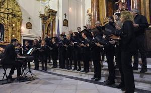 Un coro con ritmo moderno