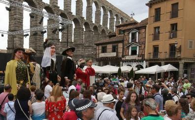 La Sinfónica Tierra de Segovia cierra la fiesta de San Juan en el Acueducto