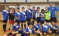 El FS Salamanca se estrena en el Torneo Ciudade de Bragança