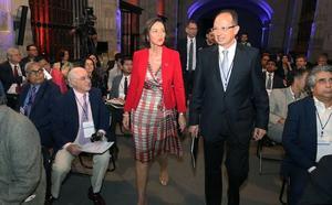 El Gobierno defiende en Segovia el liderazgo de Europa en la multilateralidad de la economía mundial
