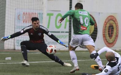 Sotres llega a un acuerdo para renovar con el Salamanca CF a pesar del interés del Tenerife y Fuenlabrada
