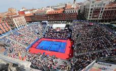 Récord de asistencia con más de 27.500 espectadores en la Plaza Mayor