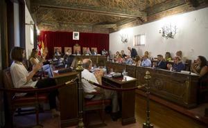 La Diputación de Valladolid cierra el mandato con un pleno de trámite y despedidas