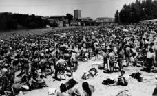 Las Moreras, refugio de los veranos vallisoletanos