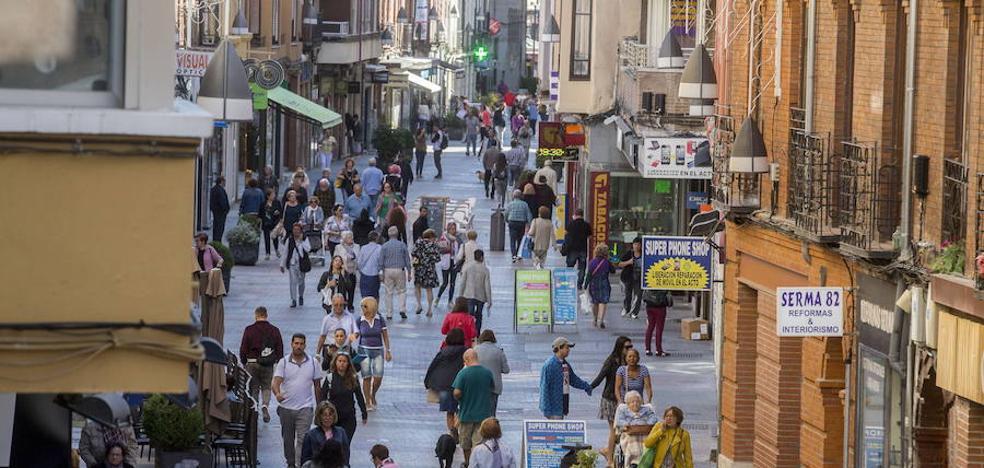 El incremento en la llegada de extranjeros modera la pérdida de población en Valladolid