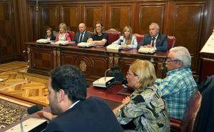 La Diputación cierra el mandato con el pleno de despedida