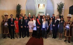 PP y Cs excluyen al PSOE y Ganemos de la Junta de Gobierno Local