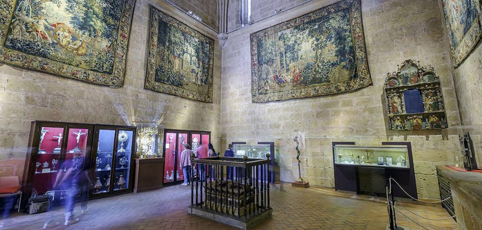 La Catedral de Segovia inicia la restauración de la Sala de Santa Catalina