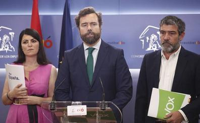 Vox renuncia a asumir concejalías en Madrid tras romper la negociación con el PP