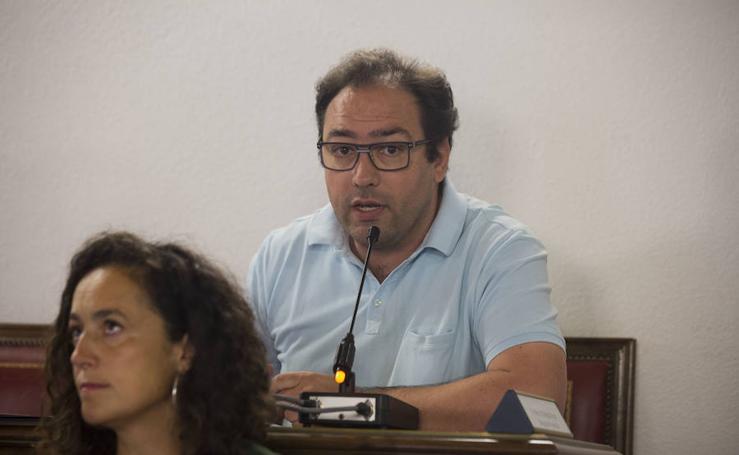Último pleno en la Diputación de Valladolid