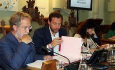 Primer pleno del mandato en el Ayuntamiento de Valladolid