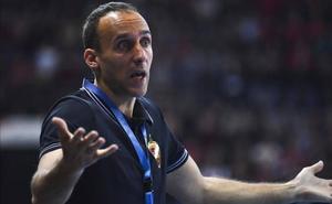 Roberto García Parrondo: «Elegí Egipto porque me atrae el reto de la Olimpiada y el Mundial»