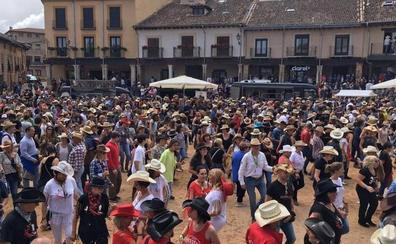 Riaza prevé acoger 10.000 personas en el Huercasa Country Festival