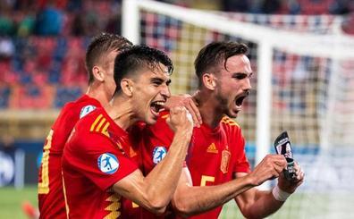 España, la selección más completa del Europeo sub-21