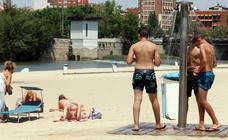 Alerta amarilla en Valladolid por altas temperaturas