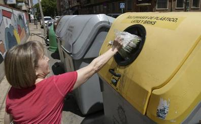 La Victoria, en Valladolid, se convierte en el barrio con mayor tasa de reciclaje de España