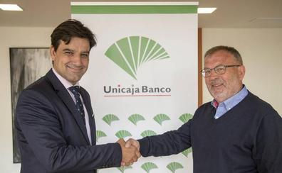 Unicaja financia la construcción de la primera fase del Canal de La Armuña en Salamanca