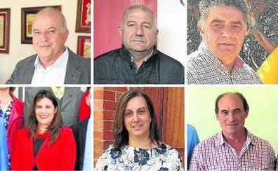 Solo seis municipios de la provincia dejan fuera de la Alcaldía a la lista más votada