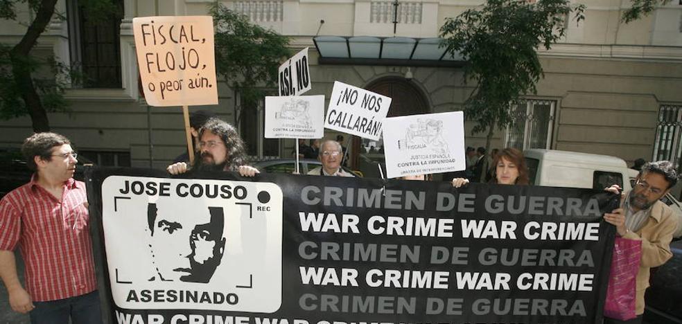 El Constitucional cierra la investigación por la muerte de José Couso