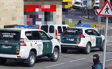 Prisión sin fianza para cuatro de los trece detenidos en el golpe contra el narcotráfico en Segovia