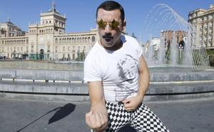 Piero Venery, doble de Freddy Mercury: «Difundo la palabra de un dios»