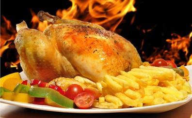 Los pollos asados y los platos preparados más sabrosos