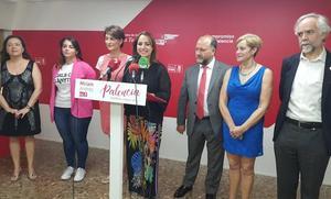 El PSOE insiste en que Vox forma parte del gobierno municipal de Palencia