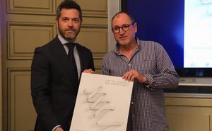 El sevillano Rafael Galindo gana el concurso de carteles de la San Silvestre Salmantina