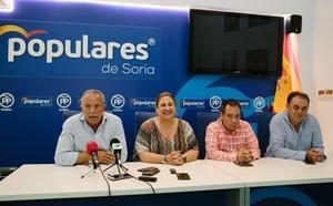Una llamada de Cs en Madrid evita el apoyo del partido naranja soriano al PSOE para que Luis Rey sea presidente de la Diputación
