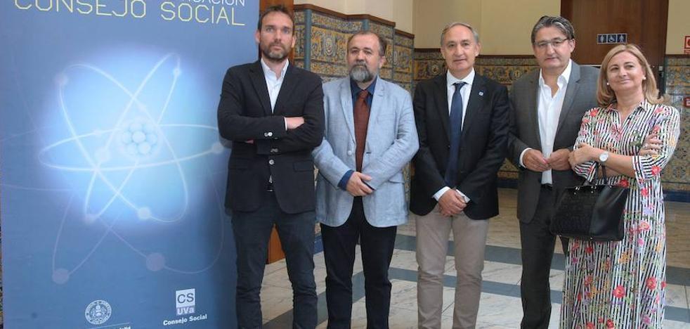 El Instituto Universitario de Gestión Forestal Sostenibre e Hiperbaric, premiados por la UVA