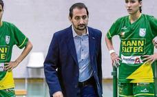 Jesús Gutiérrez, nuevo entrenador del Aquimisa Carbajosa en la Liga EBA