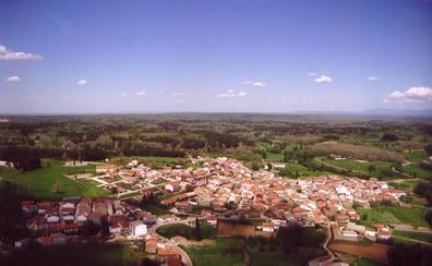 El municipio salmantino de Navasfrías registra la temperatura 'mínima' del país con 9,3 grados