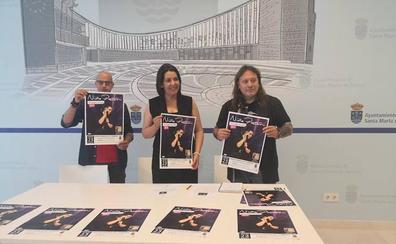 El concierto de Niña Pastori, uno de los platos fuertes de las próximas fiestas