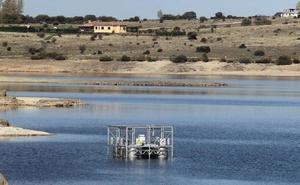 Llamamiento en el Real Sitio a bajar el consumo de agua antes de imponer restricciones
