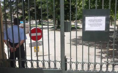 El Alcázar de Segovia reabre tras más de siete horas clausurado por culpa del vendaval