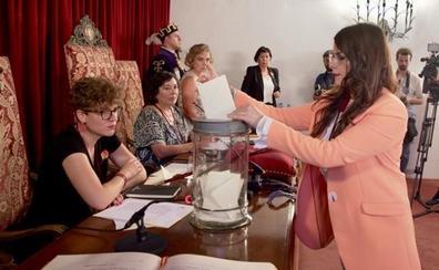 Ciudadanos da «un voto de confianza» a cambio de la vicepresidencia