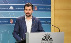 Tudanca remite a Igea una propuesta de gobierno para los 100 primeros días y se compromete a irse si le considera un obstáculo