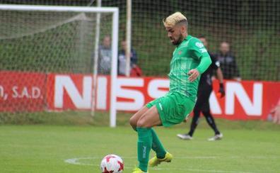 Borja López, nuevo fichaje del Salamanca CF UDS para la próxima temporada