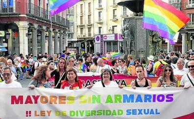 Las calles de la capital celebran la diversidad con Orgullo